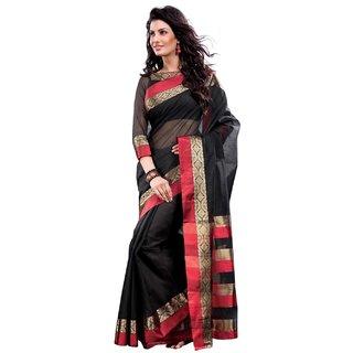 Miraan Cotton Sarees With Blouse Piece Lara