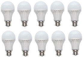 Pack of 10 Jack klein 3 Watt Led Bulb