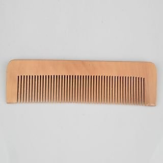 Wooden Comb for Hair Styling Set Of 2 Without Handle by Desi Karigar