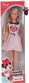 Simba- Disney Minnnie Mouse Steffi Love Fashion Girl