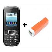 VOX V3100 Triple SIM Mobile With Free Power Bank 2500 MAh