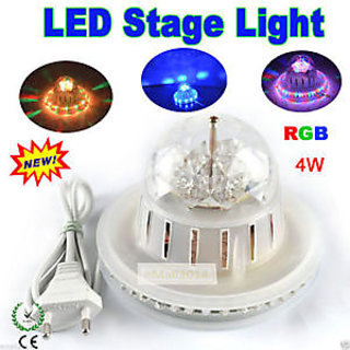 Colourful Rotating Diwali Magic Sunflower BALL DJ Laser LED Light