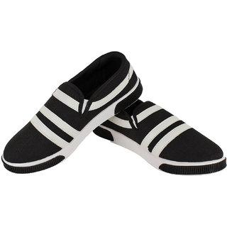 Armado Footwear Black-134 Men/Boys Loafer Shoes.