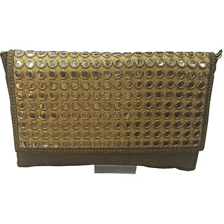 Aarna Accessories Multi Color Clutch