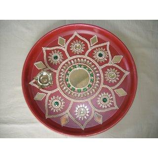 Arti thali for festivals with premium quality