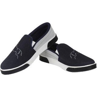 Armado Footwear Blue-132 Men/Boys Loafer Shoes