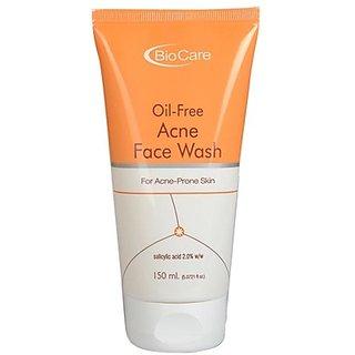 Biocare Oil Free Face Wash(150 ml)