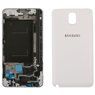 New Housing Body Panel - For Samsung Galaxy Note 3 - White