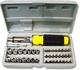 41pc in 1 Ratchet Screwdriver Set