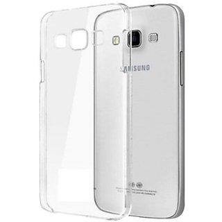 Transparent soft Back Cover for Samsung Galaxy J2 (Transparent)
