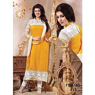 Jassu New Yellow Straightcut Suits