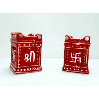 Decorative Candle  pair of two