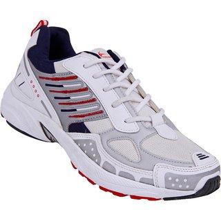 Trendz Fashion sports Running Shoes, MJ-901, White