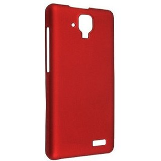 STzone Dark Red Back Cover for Lenovo A536