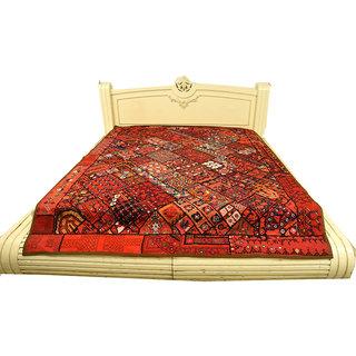 Tapesty Designer Mandala Bedcover(BHI-70)