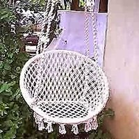 Cotton Swing Chair