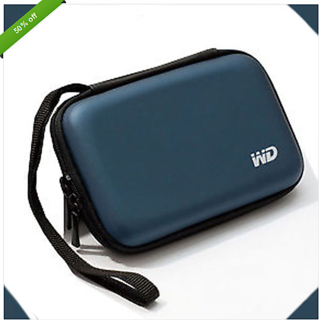 Wd-Blue Hard carry case hard disk cover for all 2.5 hdd HP SONY DELL TOSHIBHA