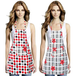 Kitchen apron - set of 2