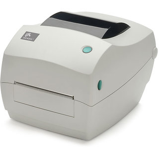 Zebra GC-420t barcode printer