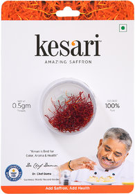 Kesari Saffron Threads- .50  gm