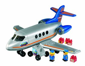 Simba Ecoiffier 3155 Abrick Air Plane