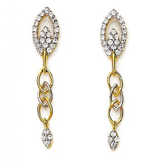 Kiara Traditional Shape Earring   KIE0069