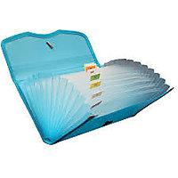12 Pocket Multi Cheque Book Holder