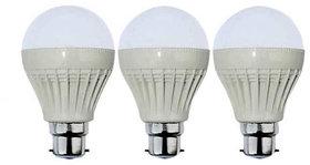 VRCT 7W LED Bulb Set of 3 Piece Combo Offer