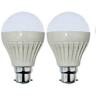 VRCT 7W LED Bulb Set of 2 Piece Combo Offer