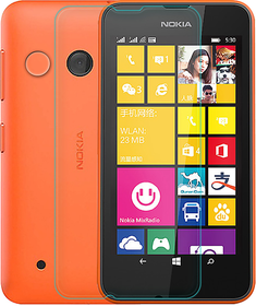 Em Covers Tempered Glass For Nokial625