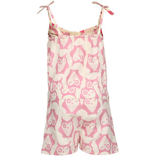 Nino Bambino Organic Cotton Sleeveless Jumpsuit