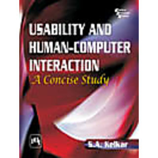 Usability And Humancomputer Interaction A Concise Study