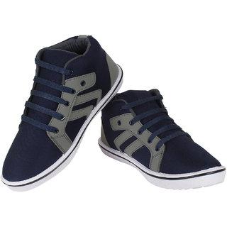 Oricum Footwear Blue-114 Men/Boys Casual Shoes