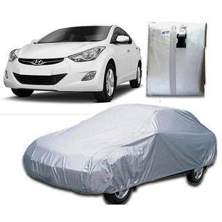 Hyundai Neo Fludic Elantra Car Body Cover Silver Color.