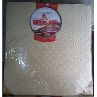 Mattress for Spine health Care From Restopuf In Size 72x72x6
