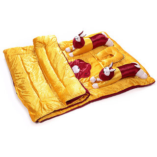 Jai International Cotton Bedding Set