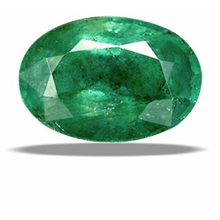9 ASTRO GEMS JEWELSs Certified Natural EMERALD ( Panna ) 5.25 - 5.50 Ratti (Suggested) STANDARD EXCLUSIVE Quality