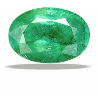 9 ASTRO GEMS  JEWELSs Certified Natural EMERALD ( Panna ) 3.25 - 3.50 Ratti (Suggested) STANDARD Quality