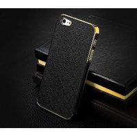 iphone 5s black golden back cover case