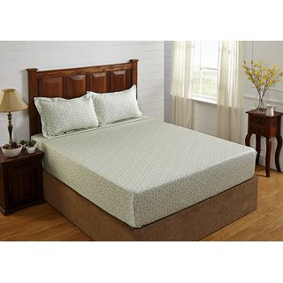 300 Thread Count King Size Bedsheet Set (STP31035)