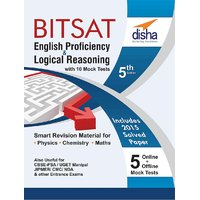 English  Logical Reasoning for BITSAT with 10 Mock Tests (5 in Book and 5 Onlin