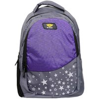 Others Gray School Bag