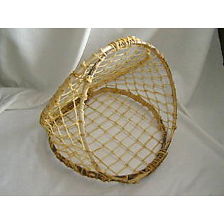 Native American Apache Burden Basket 8 (mt1)