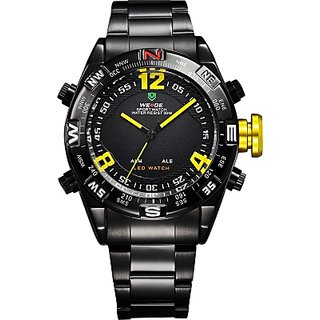Weide WH2310C-3C Analog Watch
