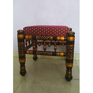 sankheda handicraft soot for seat only