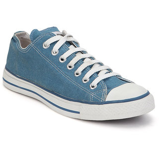 Buy Converse Blue and White Canvas Shoe Online   ₹1199 from ShopClues 2dfaef43bc742