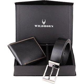 Wildhorn Wallet Men's & Women's Combo (Synthetic leather/Rexine)