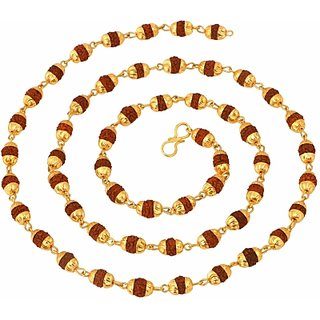 Bharti Bhandar  The Jewelbox Rudraksh Mala