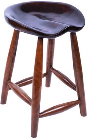 Hippo Bar Stool from MUBELL