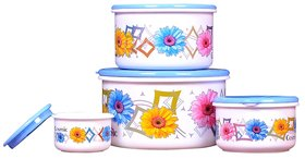 Home Creations Set of 4 jaipuri container